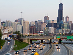 Chicago city highway