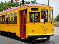 Arkansas trolley