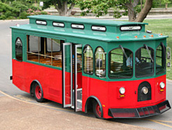 Tennessee trolley