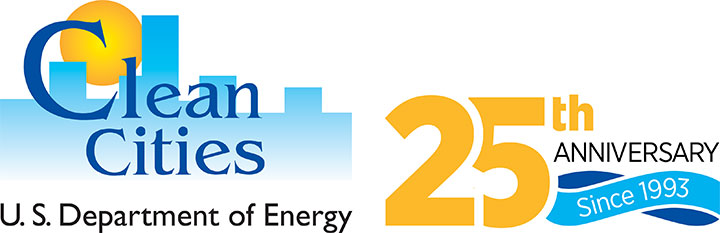 Clean Cities - U.S. Department of Energy - 25th Anniversary - Since 1993