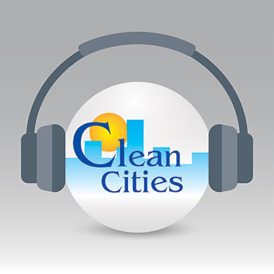 Clean Cities podcast artwork